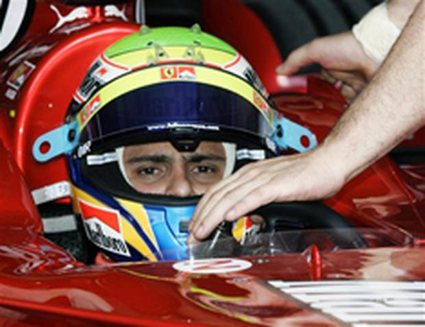 Ferrari's new deal for Felipe Massa (pictured) looks like a snub for Fernando Alonso