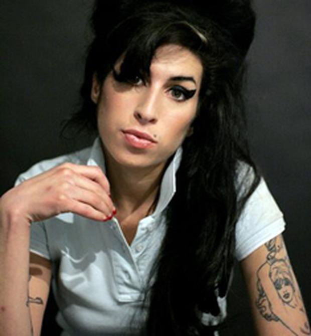 Amy Winehouse: arrested