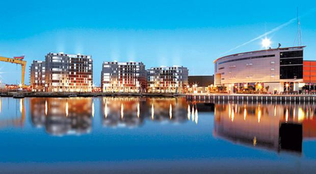 The prestigious Titanic Quarter development, the largest of its kind in Europe, has seen massive interest and fast sales in its first phase on the market