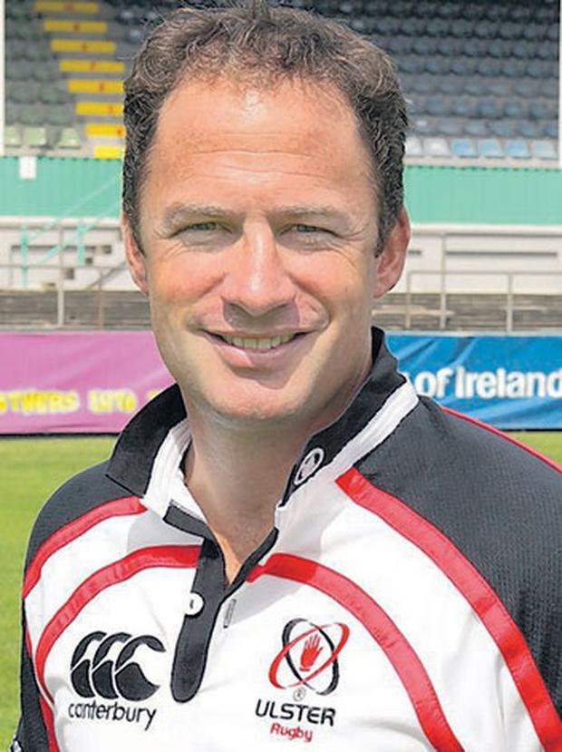 David Humphreys will bring an experienced to the Ulster team