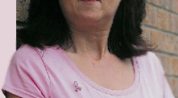 Lorraine Potts had reconstruction surgery to make her feel whole again