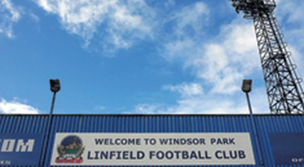 Windsor Park is due to hold all Northern Ireland senior international matches for another 80 years