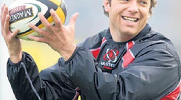 Bryn Cunningham in training, knows that Ulster must get back to winning ways as soon as possible
