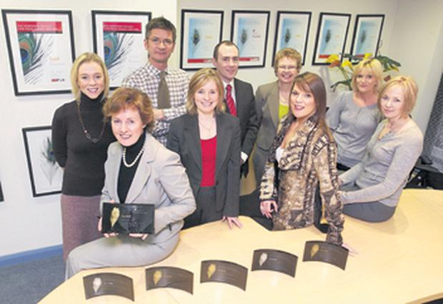 IAS Smarts claimed the top accolade in the annual Northern Ireland Chartered Institute of Public Relations PRide Awards