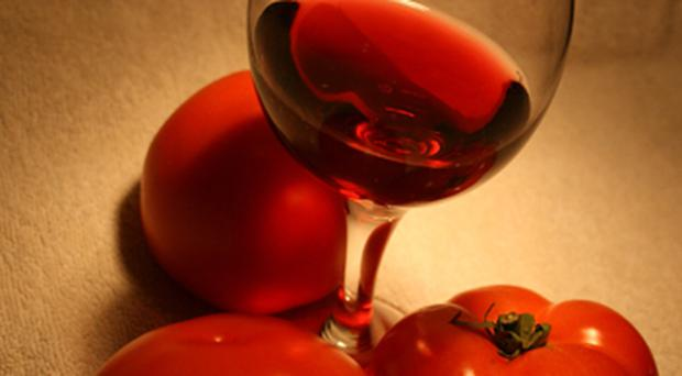 Foods such as tomatoes and red wines could help prevent cancer and other diseases