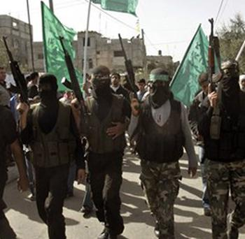 Hamas have been in control of the Gaza strip since June