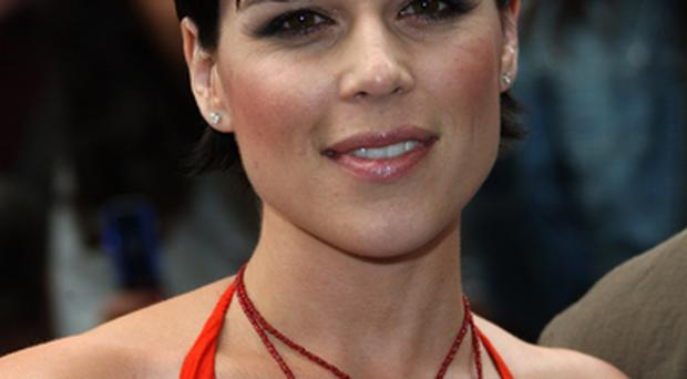 Neve Campbell is one of the stars of the eagerly awaited movie Closing the Ring