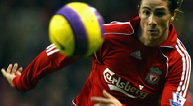 Torres has scored 11 goals in 17 appearances for Liverpool