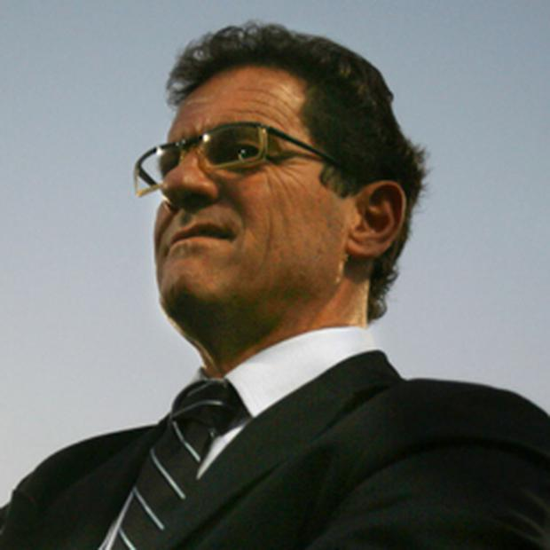 Fabio Capello: 'the grown-up football man'