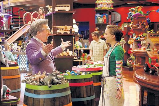 A scene from the movie 'Mr Magorium's Wonder Emporium'.