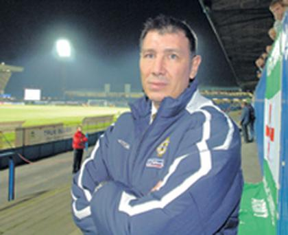 Sacked: Lawrie Sanchez