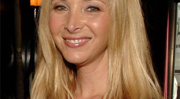 Lisa Kudrow fell in love with Ireland while filming here last year