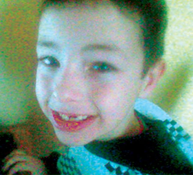 Six-year-old Jerome Mone was killed in a car crash