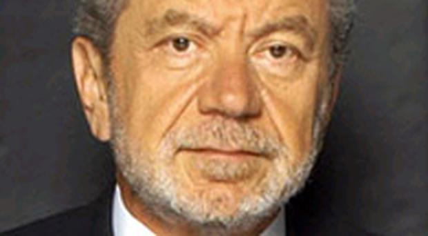 life of sir alan sugar Lord sugar is one of the best reminders that you only live once, so you  i knew  that if i wanted to be in charge of my life and make my own.