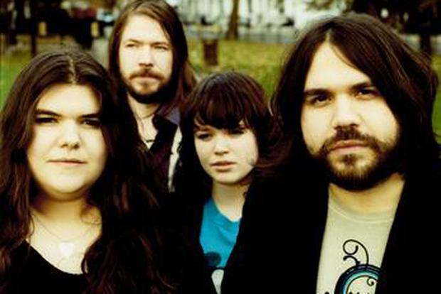 The Magic Numbers who play the Mandela Hall at Queen's University on December 12th