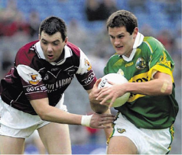 Eoin Brosnan (right) could wield a big influence for Dr Crokes against The Nire tomorrow
