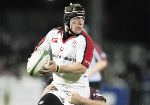 Flanker Neil McMillan: Ulster A's captain