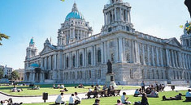 Historic Belfast City Hall: a much-loved venue for ceremonies
