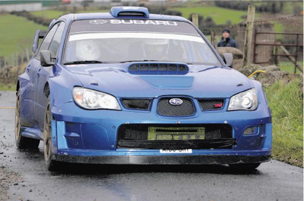 Eugene Donnelly gets to grips with the new Subaru S12