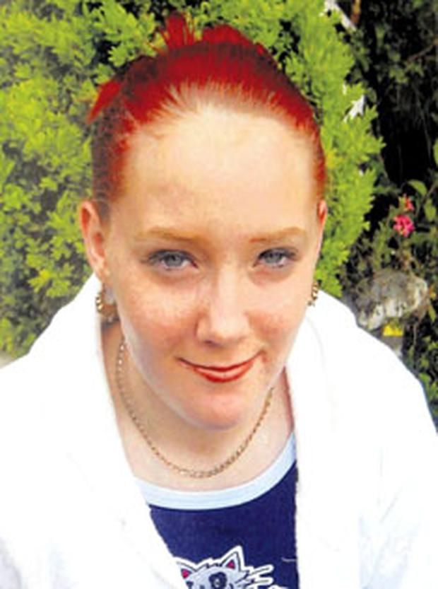 Megan McAlorum, who was raped and murdered in 2004
