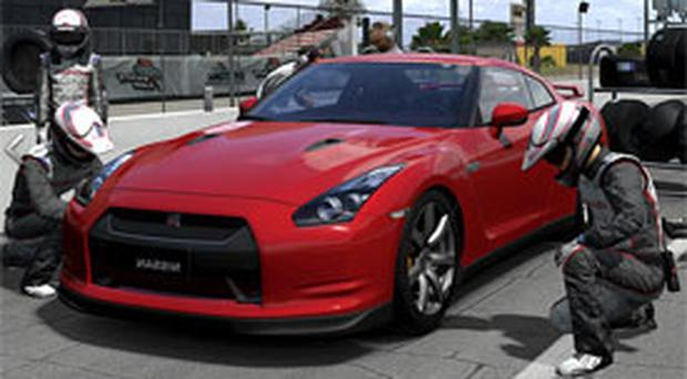 Gran Turismo 5 Prologue was released last weekend