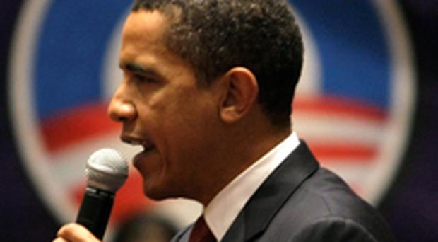 Barack Obama is in a strong position ahead of the crucial Pennsylvania primary