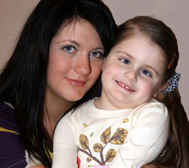 Stem cells could help Megan see for first time