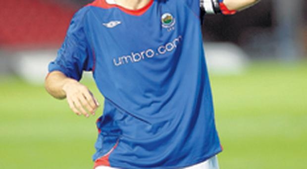 Noel Bailie is hoping Linfield can wrap up the League this weekend