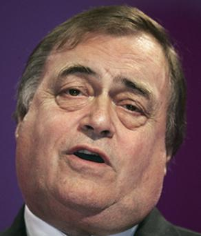 John Prescott has admitted to having bulimia