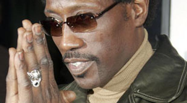Jailed: Wesley Snipes