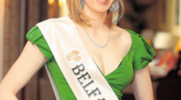 Belfast's Rose of Tralee stripped of crown