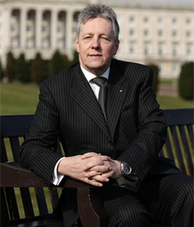 Good, but could do better: survey focuses on Peter Robinson's performance as Finance Minister