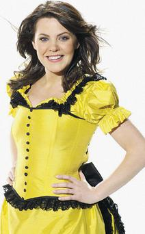 Rachel Tucker: I'd Do Anything contestant