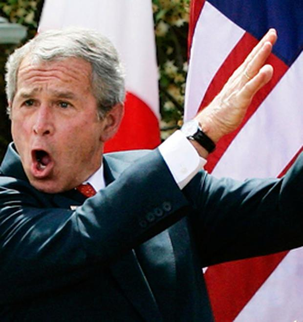 George W Bush tops lost of Wikipedia's most edited articles