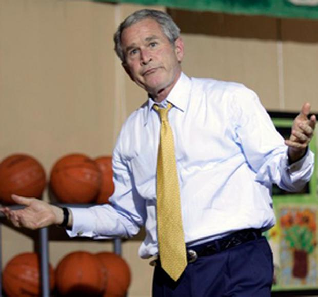 How Did George Bush Ever Find His Way To The White House