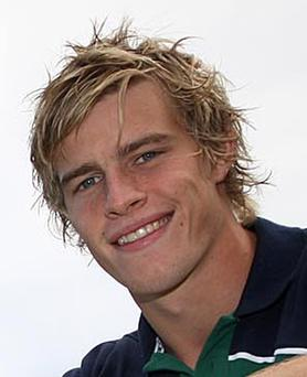 Ulster and Ireland rugby star Andrew Trimble