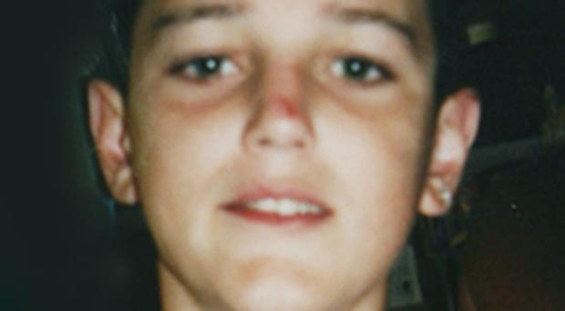 Beaten on the head with a golf club: 15-year-old assault victim Niall Ferrin