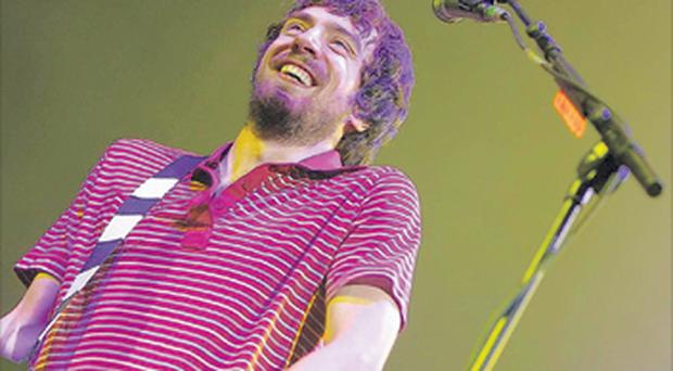 'We'll be back' Snow Patrol singer Gary Lightbody promised the fans
