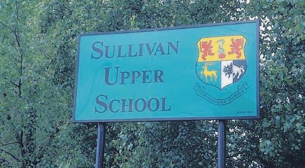 Sullivan Upper School in Holywood has been unable to secure a lollypop patrol person on the Belfast Road since 2002