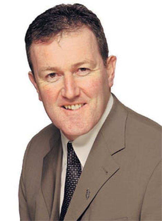 Minister for Regional Development Conor Murphy