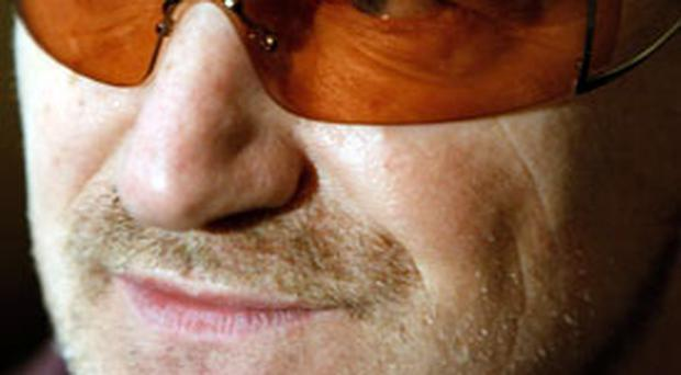 Bono set for Derry gig?