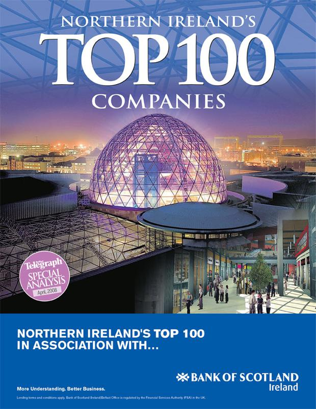 Northern Ireland's Top 100