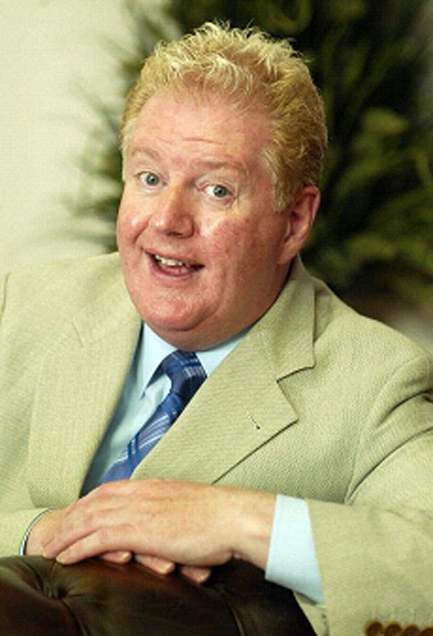 UTV presenter, Julian Simmons