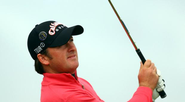 Graeme McDowell had a disappointing finish to the Open after leading the tournament on day one
