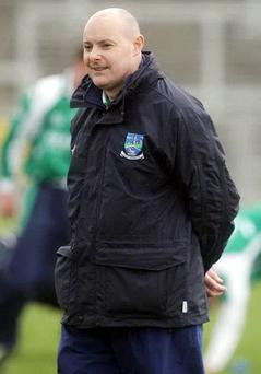 Fermanagh manager Malachy O'Rourke