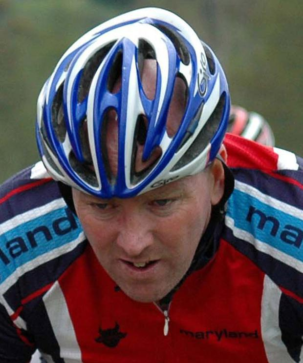 David McCall, a Commonwealth Games medallist, died after an accident on Tuesday.