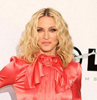 Our Madge: capable of juggling motherhood and a showbiz career — and still managing to look good