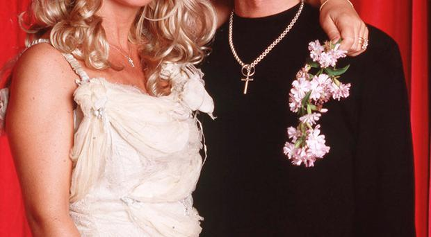 Noel Gallagher and Meg Matthews married in 1997 in The Little Church of the West. The marriage lasted four years.