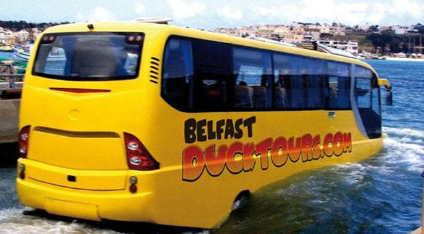 Belfast Tour Bus Price