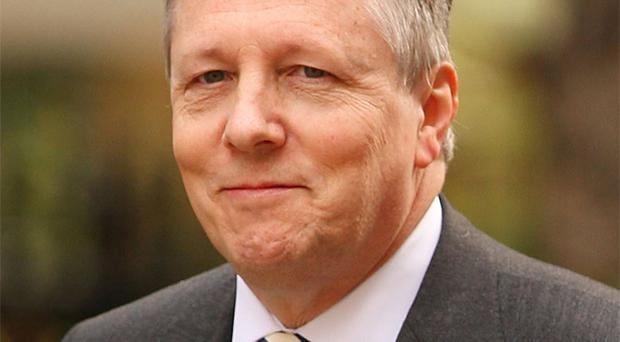 Peter Robinson's department helped fund this year's Gay Pride parade in Belfast